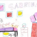 SABRINA GORTAN