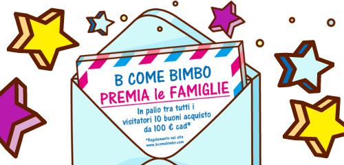 concorso b come bimbo 2015