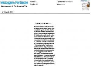 Messaggero di Pordenone