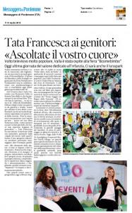 Messaggero Veneto edizione di Pordenone